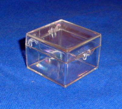 """3"""" Hinged Plastic Boxes"""
